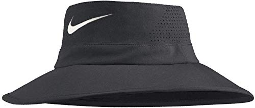 Nike Golf UV Sun Bucket Golf Hat 832687 (Small/Medium, Black)