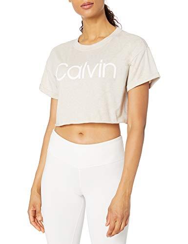 Calvin Crop Top