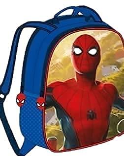 Ryfi Mochila Reversible Spiderman 2 en 1