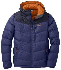 Oakland Mall Outdoor Research Transcendent Hooded Down P Jacket Men's Max 82% OFF Light -