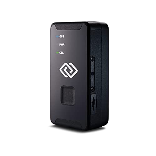 SpyTrack Nano - Real Time Portable GPS Tracker - Personal Locator and Vehicle Tracking Rewire Security (Spytrack Nano)