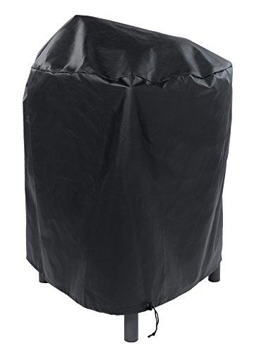 Preisvergleich Produktbild Dancook 130 144 - Wetterschutzhaube passt zu Dancook 1800 Holzkohlegrill,  Schwarz.