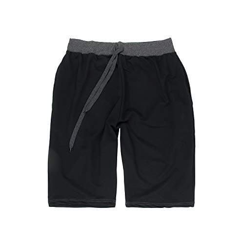 LV 2019 Schwarz Übergröße Lavecchia Bermuda/Shorts Gr. 3-8 XL (5XL)