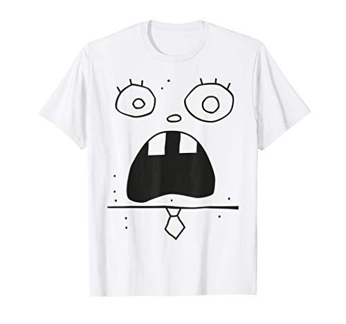 SpongeBob SquarePants Doodle Bob Face Costume T-Shirt