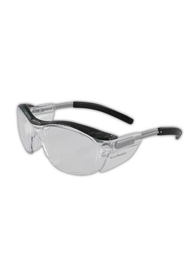 3M 10078371620629 Nuvo Readers Safety Glasses with +1.50, 2.0 & +2.50 Diopter Lenses, Standard, Gray