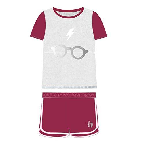 Cerdá Pijama Corto Algodón Harry Potter Conjuntos Niños