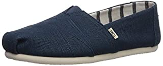 TOMS Women's Venice Majolica Blue Heritage Canvas 10011671 (Size: 10) (B071K7FBJ5) | Amazon price tracker / tracking, Amazon price history charts, Amazon price watches, Amazon price drop alerts