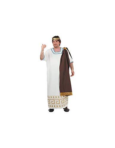 DISBACANAL Disfraz de Pretor Romano Adulto - -, XXXL