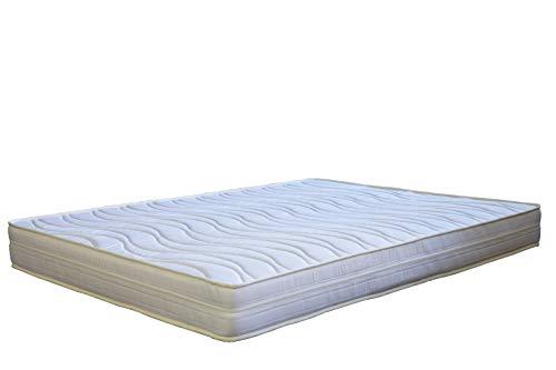Sleepers Dormipure Materasso | Comodo e durevole ortopedico - riduce il mal di schiena | Altezza 16 cm (135 x 190)