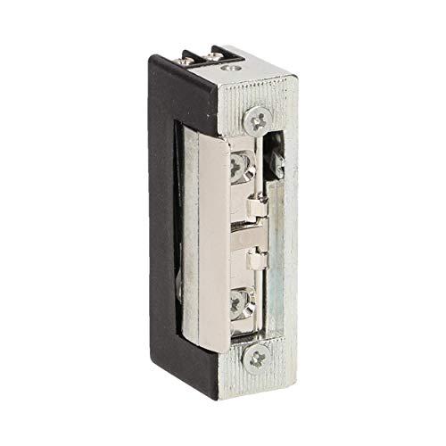 ORNO EZ-4015 Elektrischer Türöffner für Beide Linke und Rechte Tür, Symmetrisch, Rigel-Anpassung , 8-14V AC/DC (Erinnerung+Blockade)