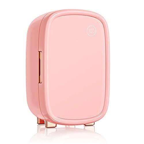 H.Slay SHKUU Beauty Makeup Mini Refrigeratorligent Partición de conservación de Temperatura Constante Almacenamiento