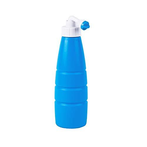 Botella Portátil, portátil, portátil, Bidet, Pulverizador, Lavado para el Culo, Limpieza posparto,...