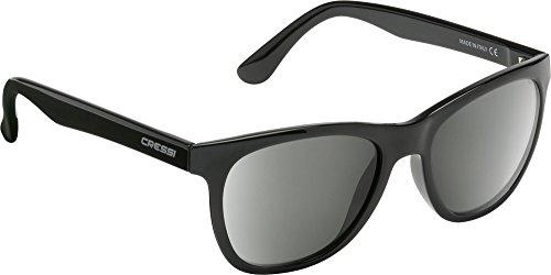 Cressi Italiaanse zonnebril van hoge kwaliteit - verschillende modellen/kleuren - gepolariseerd/anti-schittering met UV-bescherming 100%