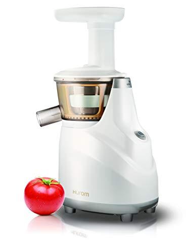 Hurom Fresh Press Juicer Single Auger Masticating Juicer (JP Series) (Renewed)