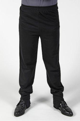 Unbekannt Star Trek Next Generation Uniform - Hose super Deluxe Baumwolle (X-Large, schwarz)