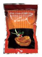 急速冷凍ハンガリー産 フォアグラ オア(ガチョウ) スライス 45-55g 約1kgパック