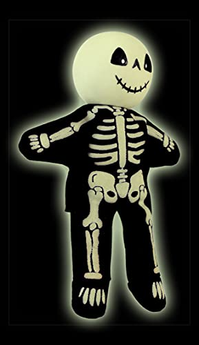 FIESTA G-1033 Marionnette à Doigts Squelette