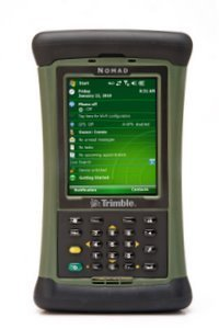 Check Out This Trimble Navigation - Nmdaem-111-00 - Trimble, Nomad 900l, Rugged Handheld Computer, N...