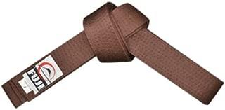 Fuji Sports Belt, Brown, 4