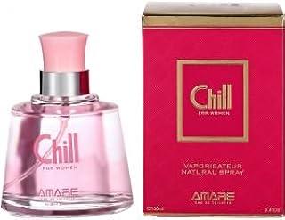 Chill by Amare - perfumes for women - Eau de Toilette, 100 ml