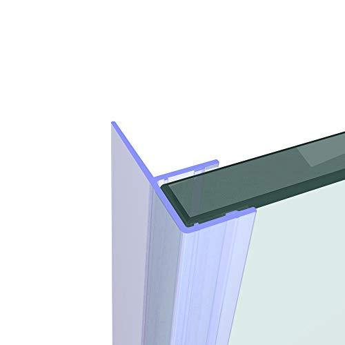 VON ADELBERG douchedeur en douchecabines afdichting voor 8 mm GLASDICKE afdichting doucheafdichting vervangende afdichting waterafstotend VA001-VA007