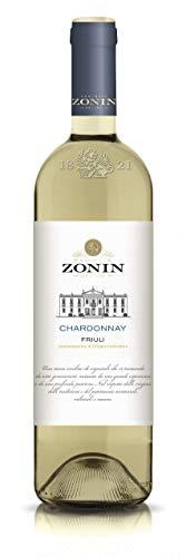 6x 0,75l - 2019er - Zonin - Chardonnay - Friuli D.O.C. - Friaul - Italien - Weißwein trocken