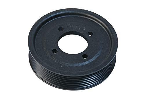 URO Parts 11511742045PRM Aluminum Water Pump Pulley