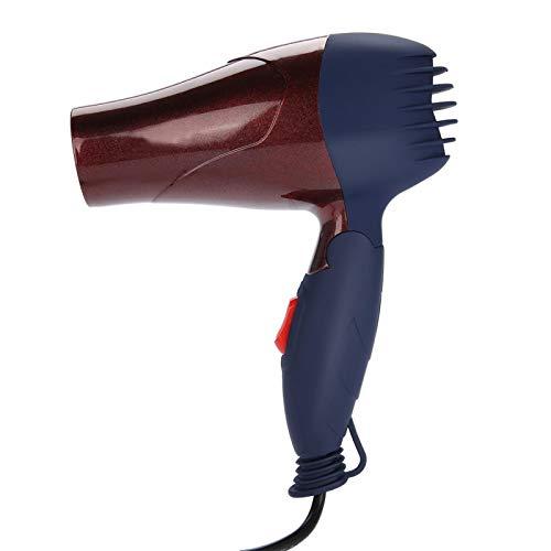 Secador de pelo con mango plegable Secador de pelo de gran potencia...