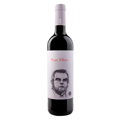 Yllera | Vino Tinto Roble Pepe Yllera | Tempranillo y Cabernet Sauvignon | 75 cl | D.O Ribera de Duero | Aroma de Frutas Rojas y Negras | Intenso y Profundo | Añada 2018 | Vino Español