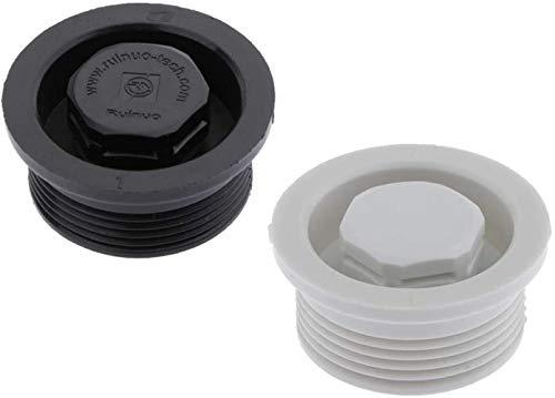 SGerste SUP - Tapones para válvula de aire de escape (2 unidades)