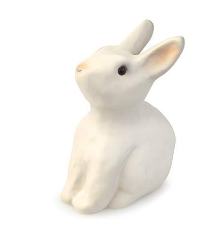 Egmont Toys Spardose Hase, Sparbüchse, Gelddose, in weiß