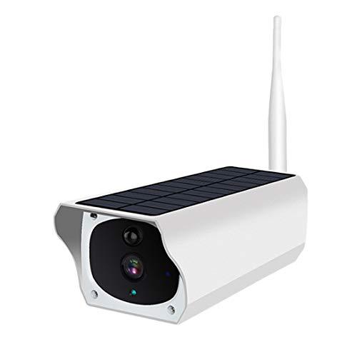 Cobeky Visión nocturna al aire libre de la vigilancia de la seguridad de Wifi 1080P de la cámara IP HD solar