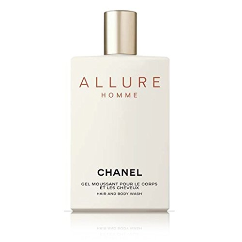 Chanel Allure Homme Men, Hair and Body Wash, 1er Pack (1 x 200 ml)