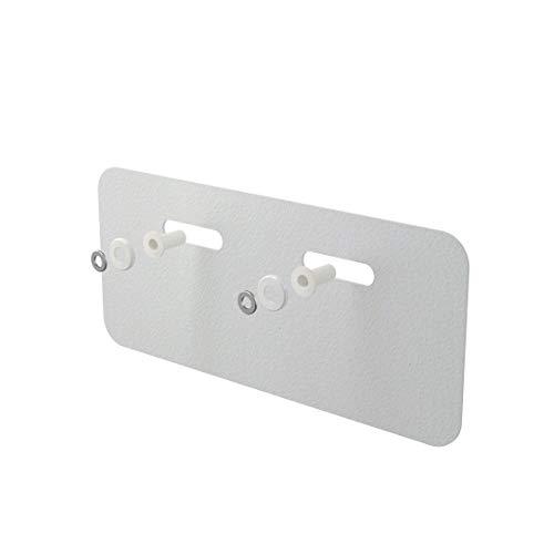 TrendLine Schallschutzset Waschtisch 400-550 mm