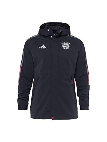 FC Bayern München Travel Jacke grau, XL