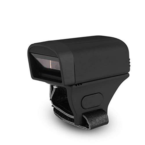 TSQ Scanner de Code à Barres QR Bluetooth 1D 2D QR Portable, Compact et léger, Facile à Utiliser, Compatible, Bluetooth sans Fil, Anti-Choc