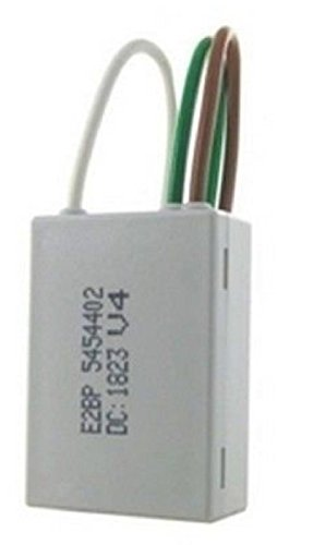 emetteur 2 canaux pour bp - yokis e2bp