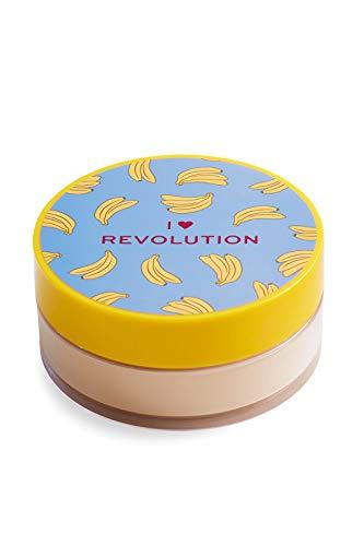 Polvos Banana marca I HEART REVOLUTION