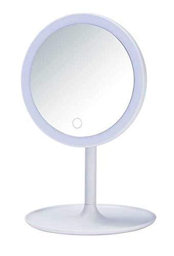 WENKO LED Kosmetik-Standspiegel Turro