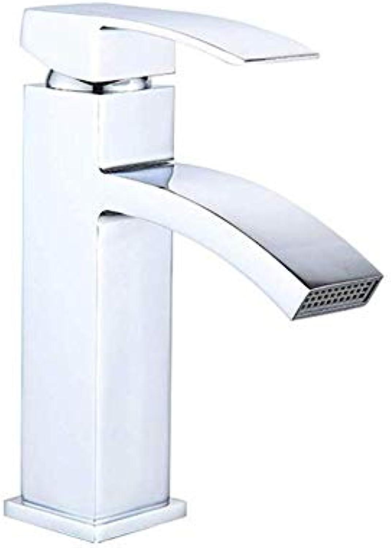 Einhebelmischer Waschtisch Einhebelmischer Waschbecken Bad Wasserhahn Waschtischarmatur Küchenarmatur (Modell F)