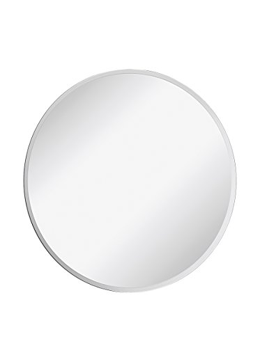 Feridras 178007-B spiegel Bisellato, rond, ABS, 2x50x7 cm