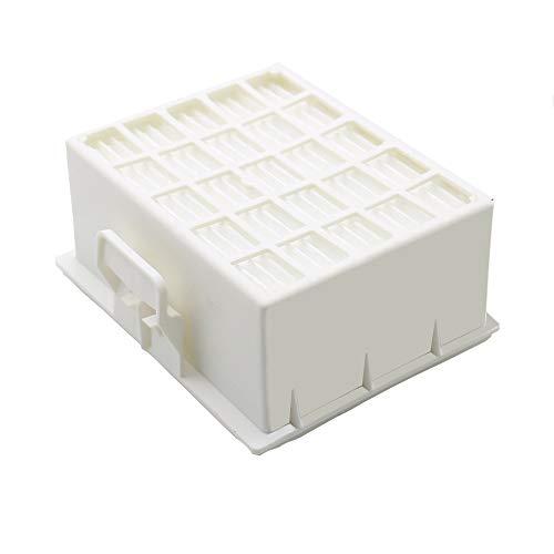 LYL Store Filtro para Aspiradoras 1 UNID Filtro HEPA BBZ156HF Compatible con Bosch GL-10 GL-40 00576833 Accesorios de aspiradora Filtro de Pieza BGL32235 BGL3223501 BGL32400 Accesorios de casa