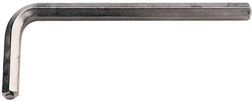 MAURER 2105070 Llave Allen Cromo Vanadio Profesional 6,0mm