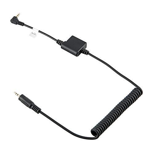 JJC Cable de conexión de disparador para cámara sin espejo Sigma FP (realizando simultáneamente la función de micrófono externo y remoto)