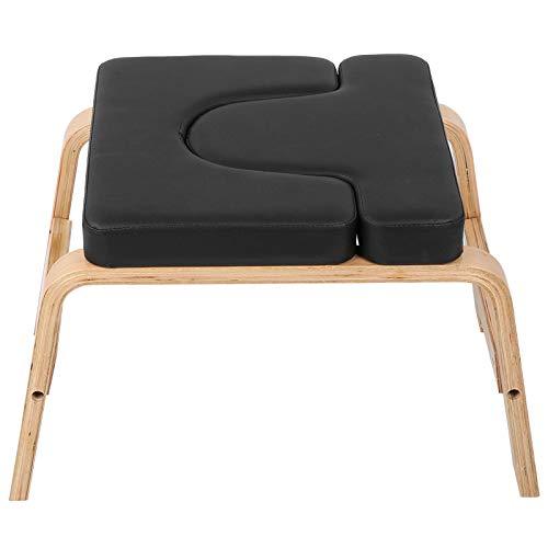 La Silla del Headstand De La Yoga, Silla De La Inversión De La Yoga para Resuelve El Taburete Portátil del Ejercicio