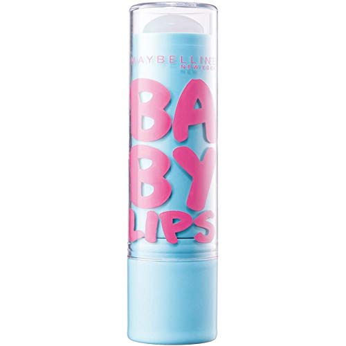Gemey-Maybelline - BabyLips - Baume à lèvres Transparent - hydrate