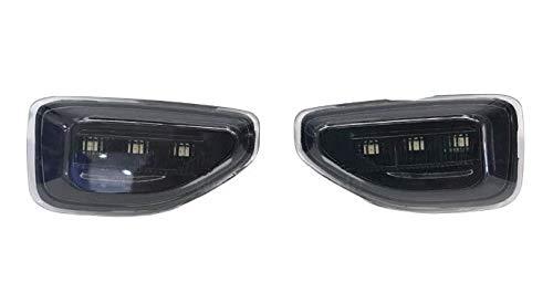 Preisvergleich Produktbild Duster II (2018-) LED Laterali Blinker Black Smoke