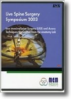 Live Spine Surgery Symposium 2003 [DVD]