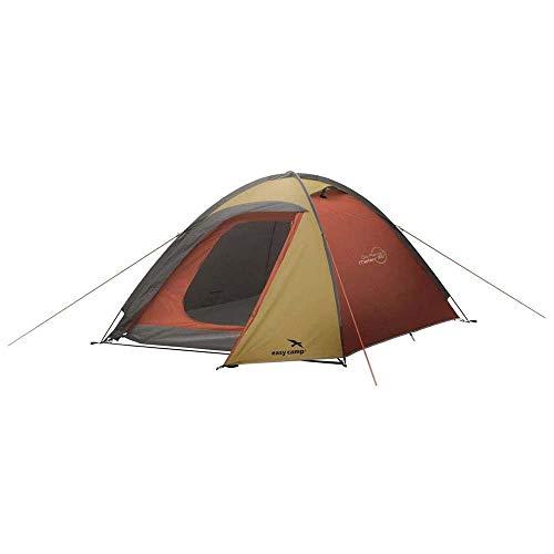 Easy Camp Meteor 300 Tente Unisexe pour 3 Personnes Doré Taille du Paquet : 60 x 18 cm