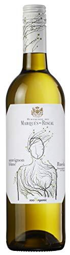 Marqués de Riscal - Vino Blanco Sauvignon Blanc 100% Organic D.O. Rueda - Botella 750 ml